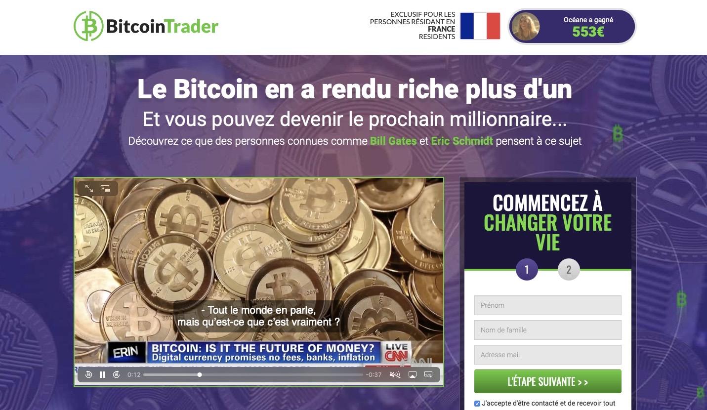 avis bitcoin trader
