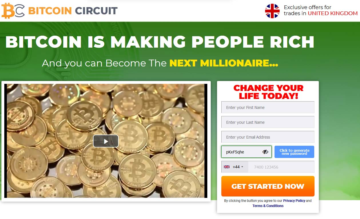 Bitcoin Circuit Review – Is it SCAM or LEGIT broker?