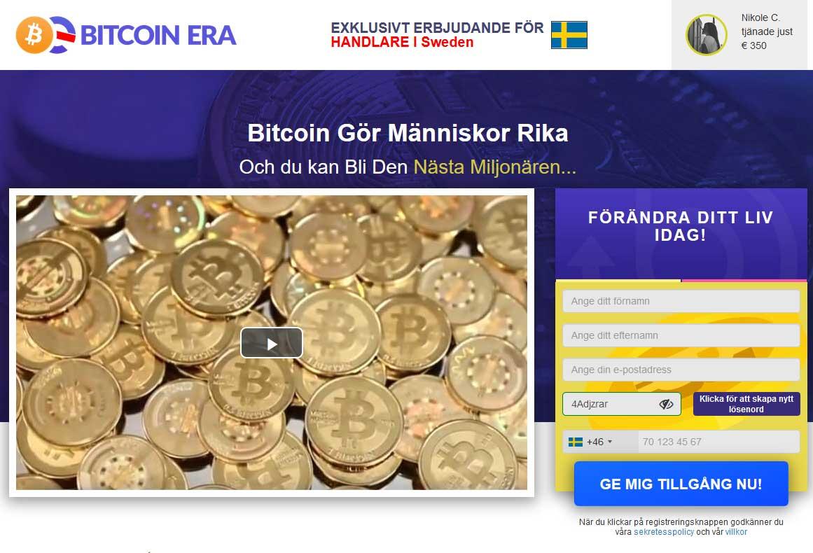 Bitcoin Era undvik bluffmäklarna online