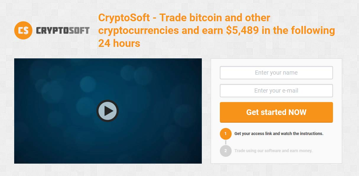 Cryptosoft Review – Is it SCAM or LEGIT broker?