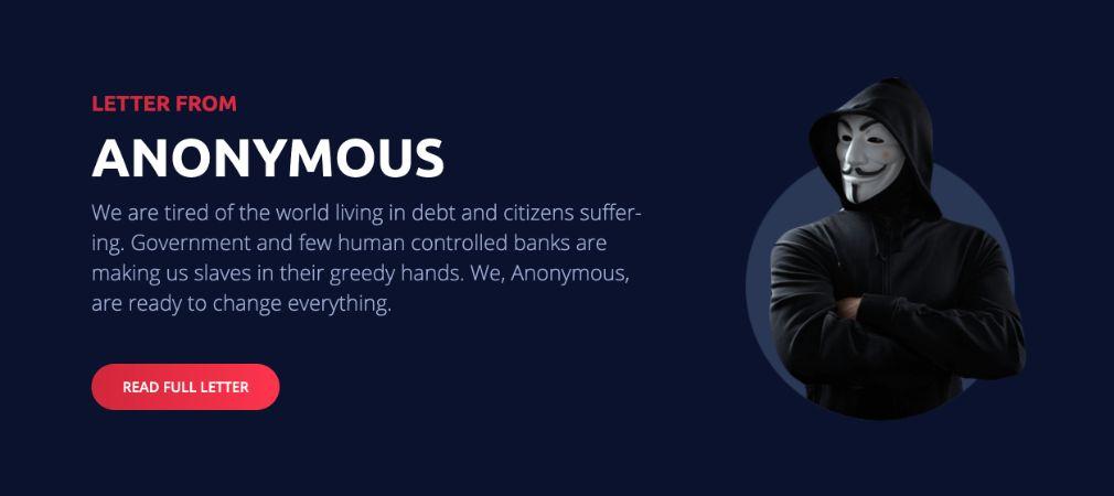 Anon System Anonym