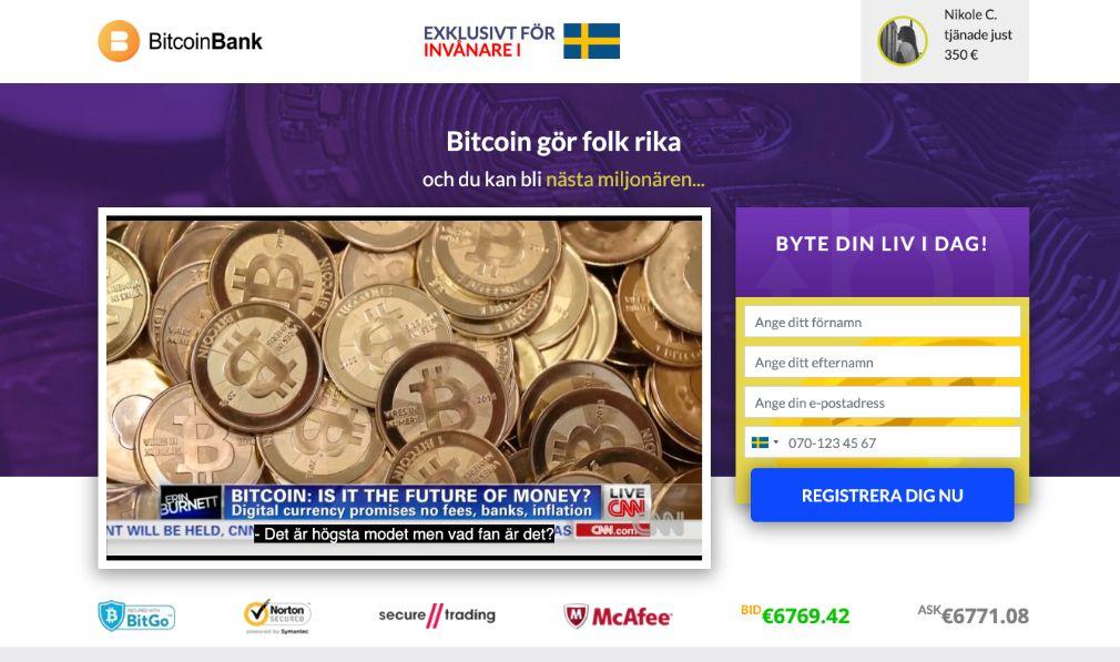 Crypto Bank bluff