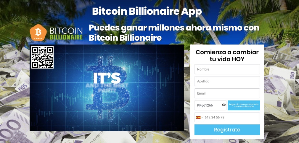 Bitcoin Billionaire fiable o estafa