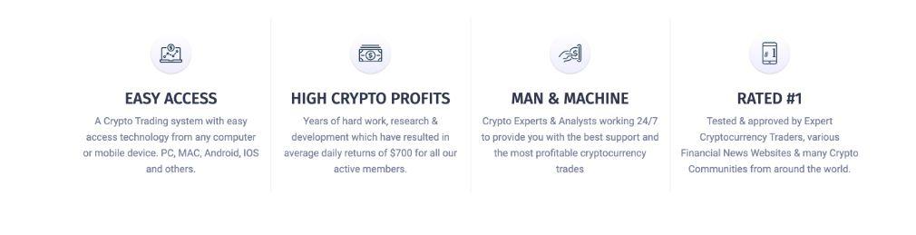 Bitcoin Fast Profit trading benefits