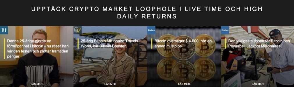 Bitcoin Loophole framgång