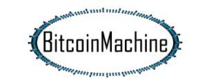 Bitcoin Machine Logo