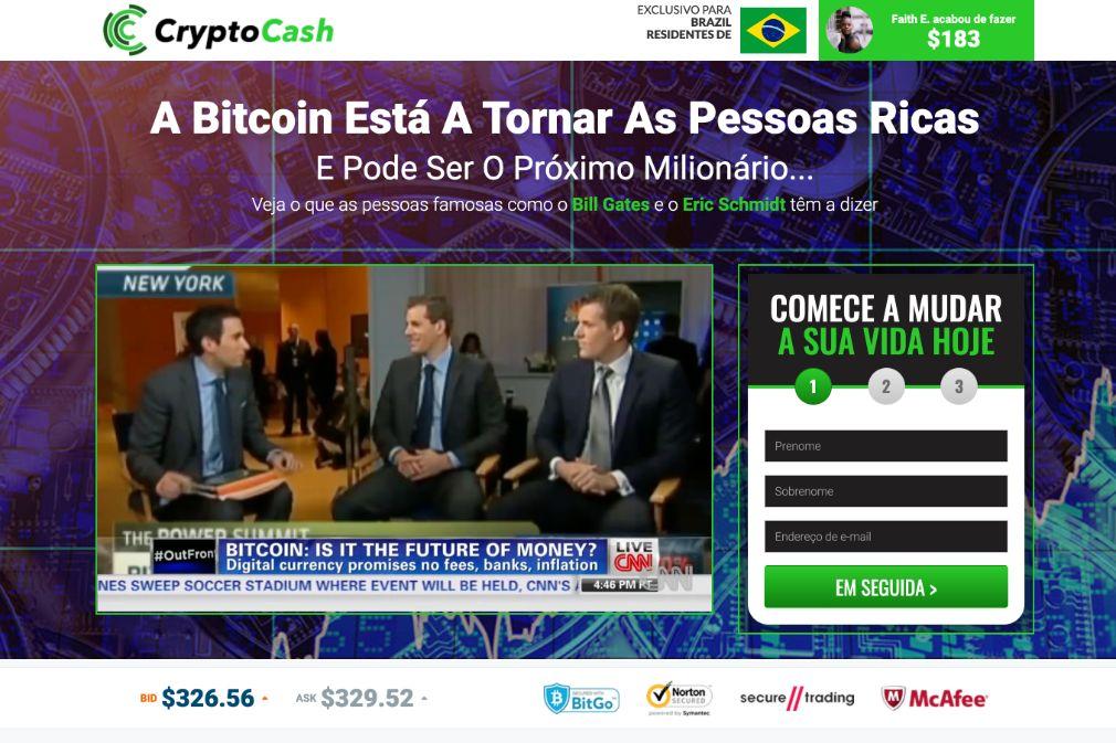 Crypto Cash Opiniões