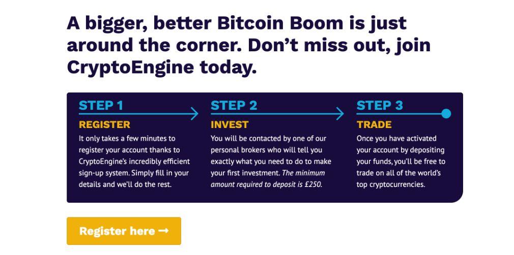 Crypto Engine hoe te starten