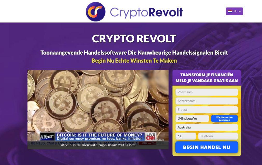 Crypto Revolt Ervaringen & Reviews