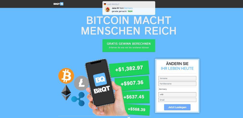 BitQT Erfahrungen und Test