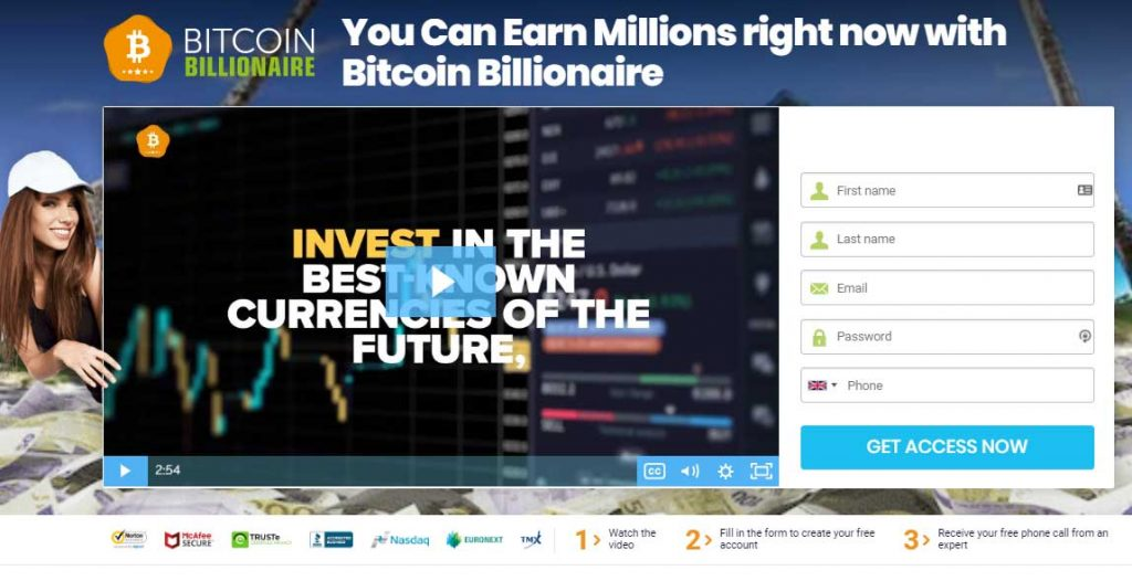 Bitcoin Billionaire - Was the software on Dragons´ Den?