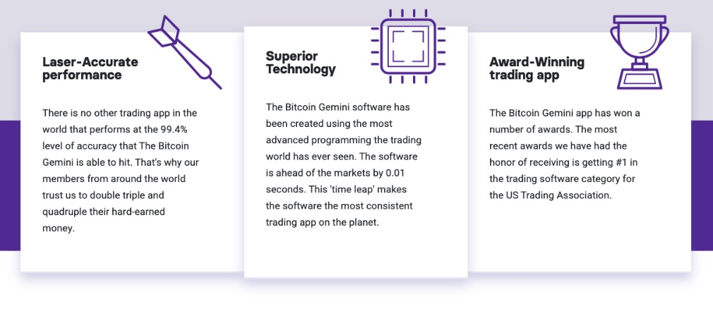 Bitcoin Gemini - Is there an app?