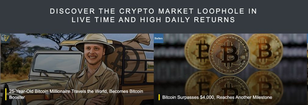 Bitcoin Loophole - Is there an app?