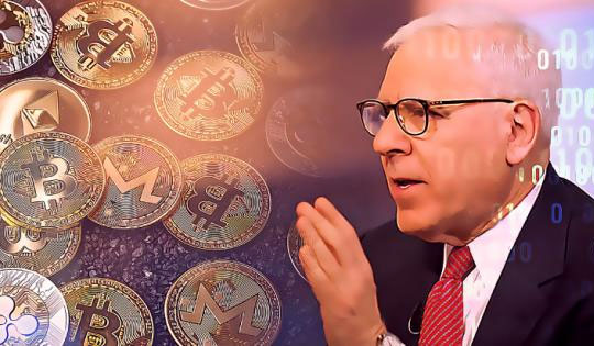 Crypto, just like gold, is here to stay, says David Rubenstein