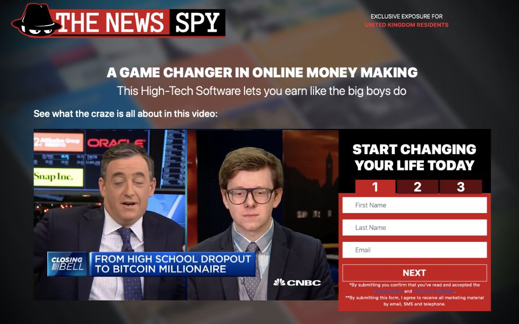 The News Spy - Costs and fees