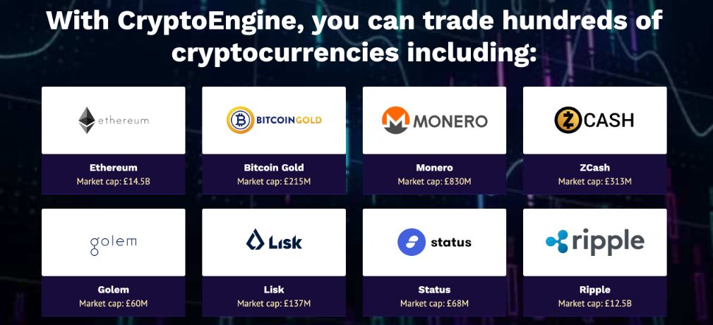 Crypto Engine - What is the minimum stake?