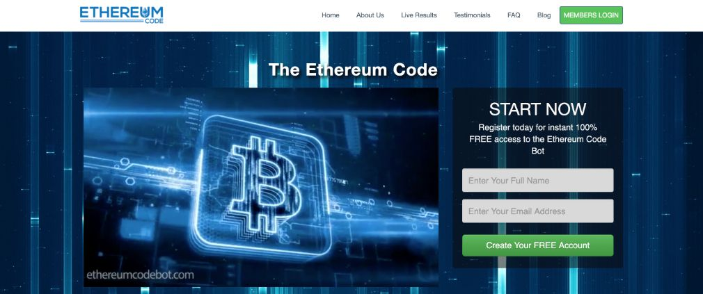 Ethereum Code - Was the software on Dragons´ Den?