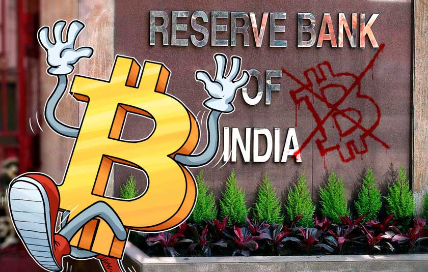 Reserve Bank of India Confirms Crypto Banking Ban is Invalid Now