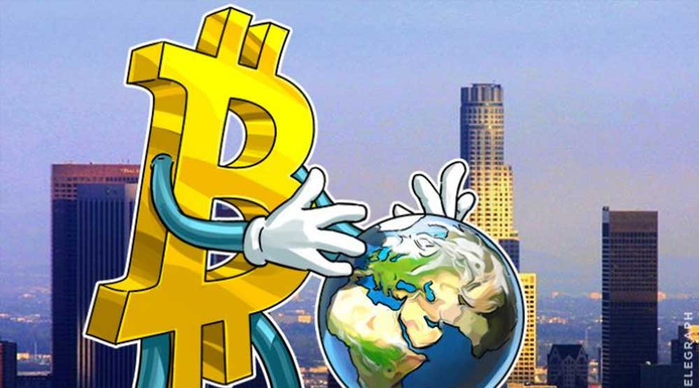 Bitcoin Will Overtakeover the Entire World's Currency