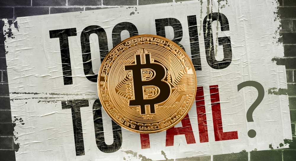 can bitcoin fail