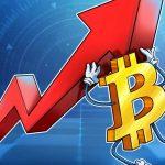 Bitcoin Price Soared over $41k